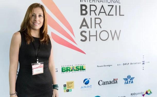 International Brazil Air Show 2017, no Rio de Janeiro, apresenta aeronaves