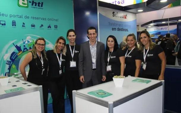 E-HTL Viagens chega a WTM LA 2017 com novidades para as vendas