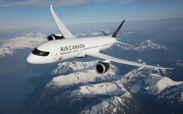 Air Canada é a Melhor Companhia Aérea da América do Norte pelo Skytrax World Airline Awards