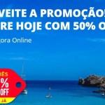Assist Card disponibiliza desconto na campanha 50% Off Viaje Tranquilo