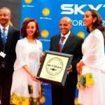 Ethiopian Airlines é nomeada melhor companhia aérea da África
