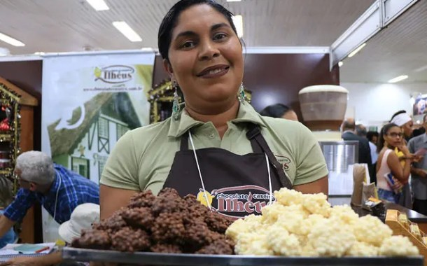 Festival do Chocolate em Ilhéus intensifica o turismo local
