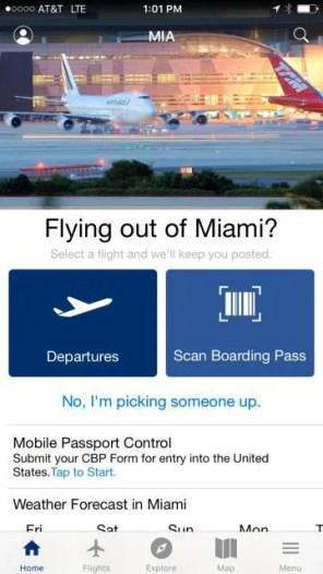 Screenshot do aplicativo aberto com o painel no celular (Foto: divulgação)