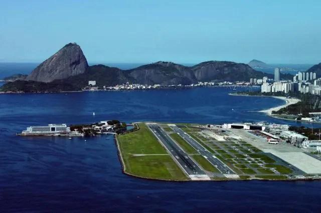 Leilão do aeroporto de Santos Dumont deve render R$ 2 bilhões