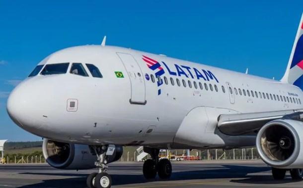 LATAM lança promoções relâmpago para voos domésticos e internacionais