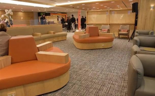GOL inaugura sala VIP para voos nacionais no Rio de Janeiro