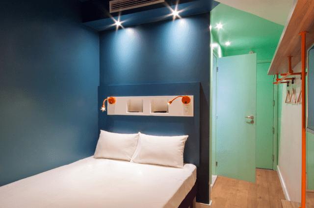 Ibis budget Barbacena é inaugurado com conceito de quartos NEST