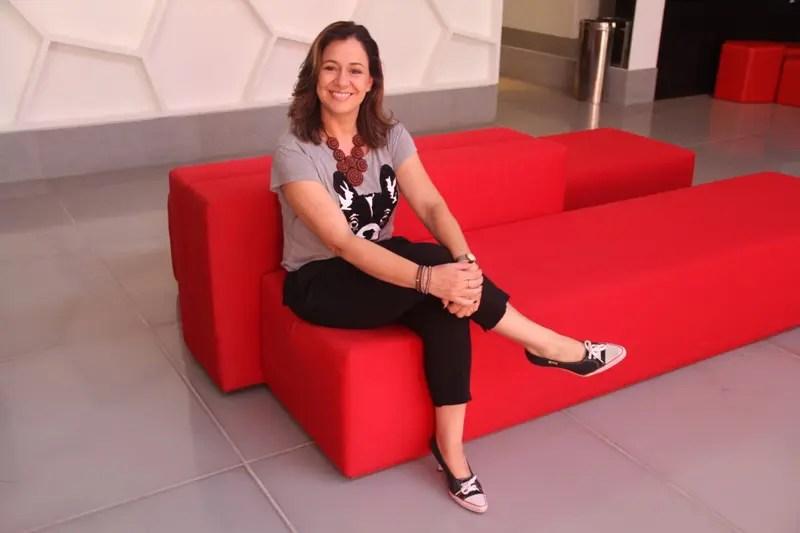 Fabiana Conde, curadora do Radisson Red Campinas: