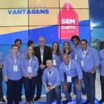 Bancorbrás Turismo marca presença na 45ª ABAV Expo com estande de 120m²