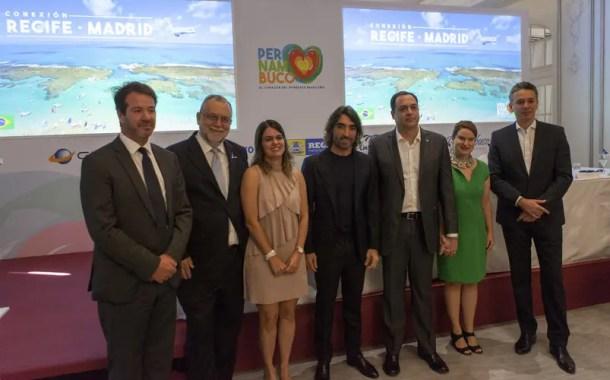 Air Europa realiza voos Madri-Recife a partir de dezembro