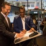 Nova York e Cidade do Cabo firmam termo que aumenta viagens entre as duas cidades