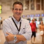 FRASE: diretor-presidente do aeroproto de Viracopos, Gustavo Müssnich