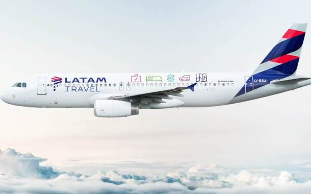 LATAM Travel cria campanha global e mostra nova marca
