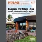 DIÁRIO lança sua nova edição Paysage Hoteleira: Hangaroa Eco Village + Spa