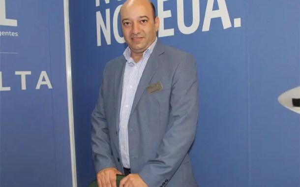 Demetrius Miguel, diretor de Relacionamento e Novos Negócios da Maringá Turismo, fala ao DIÁRIO