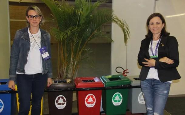 Pesquisa sobre resíduos estabelece marco da importância da sustentabilidade no Festuris
