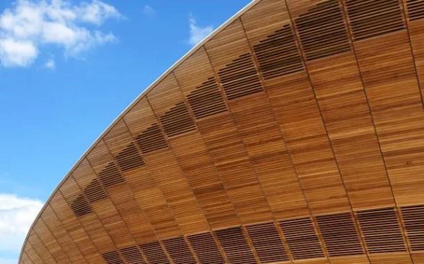 Velódromo olímpico sofre novo incêndio no Rio