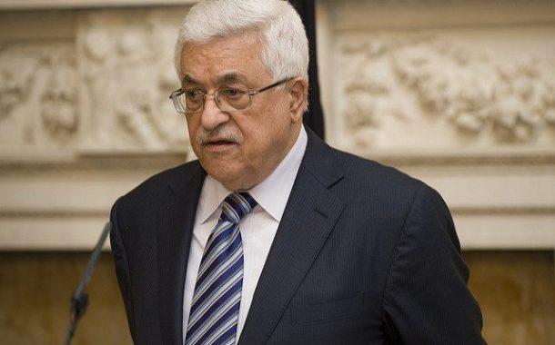 Presidente palestino diz que decisão dos EUA sobre Jerusalém é