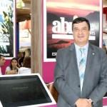 """Jefferson Munhoz, diretor de vendas da rede Bourbon: """"acredito na hotelaria brasileira!"""""""
