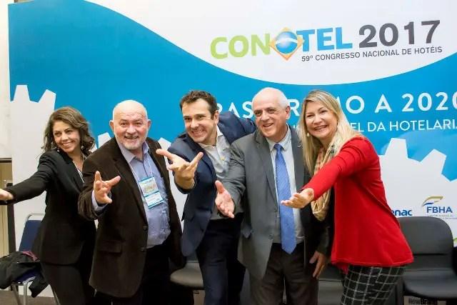 Conotel e Equipotel oficializam parceria e eventos ocorrem juntos em 2018