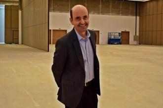Antonio Dias, diretor geral do Royal Palm Plaza Hotéis