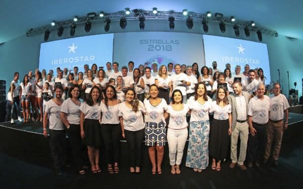 Prêmio Estrellas Iberostar retribui empenho de vendas dos parceiros  (Confira os vencedores!)