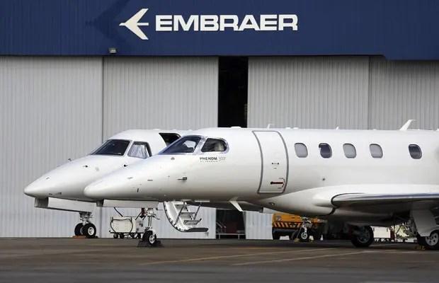 Embraer recebe o prêmio PMI Projeto do Ano 2019 nos EUA