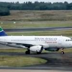 South African Airways alerta agentes sobre uso de cartão de crédito