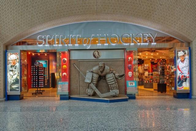 Hockey Hall of Fame – Toronto, Canadá (Crédito: divulgação)