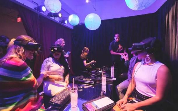 Las Vegas apresenta arte virtual na Avenida Paulista, em São Paulo
