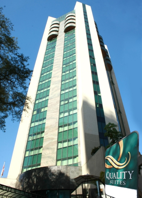 Quality Suites Oscar Freire (Crédito: divulgação)