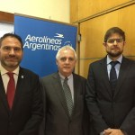 Comitiva de Jujuy (Argentina) comemora voo direto de São Paulo – Jujuy na WTM