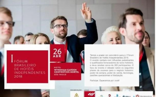 I Fórum Brasileiro dos Hotéis Independentes apresenta Ameris By Nobile nesta quinta-feira (26)