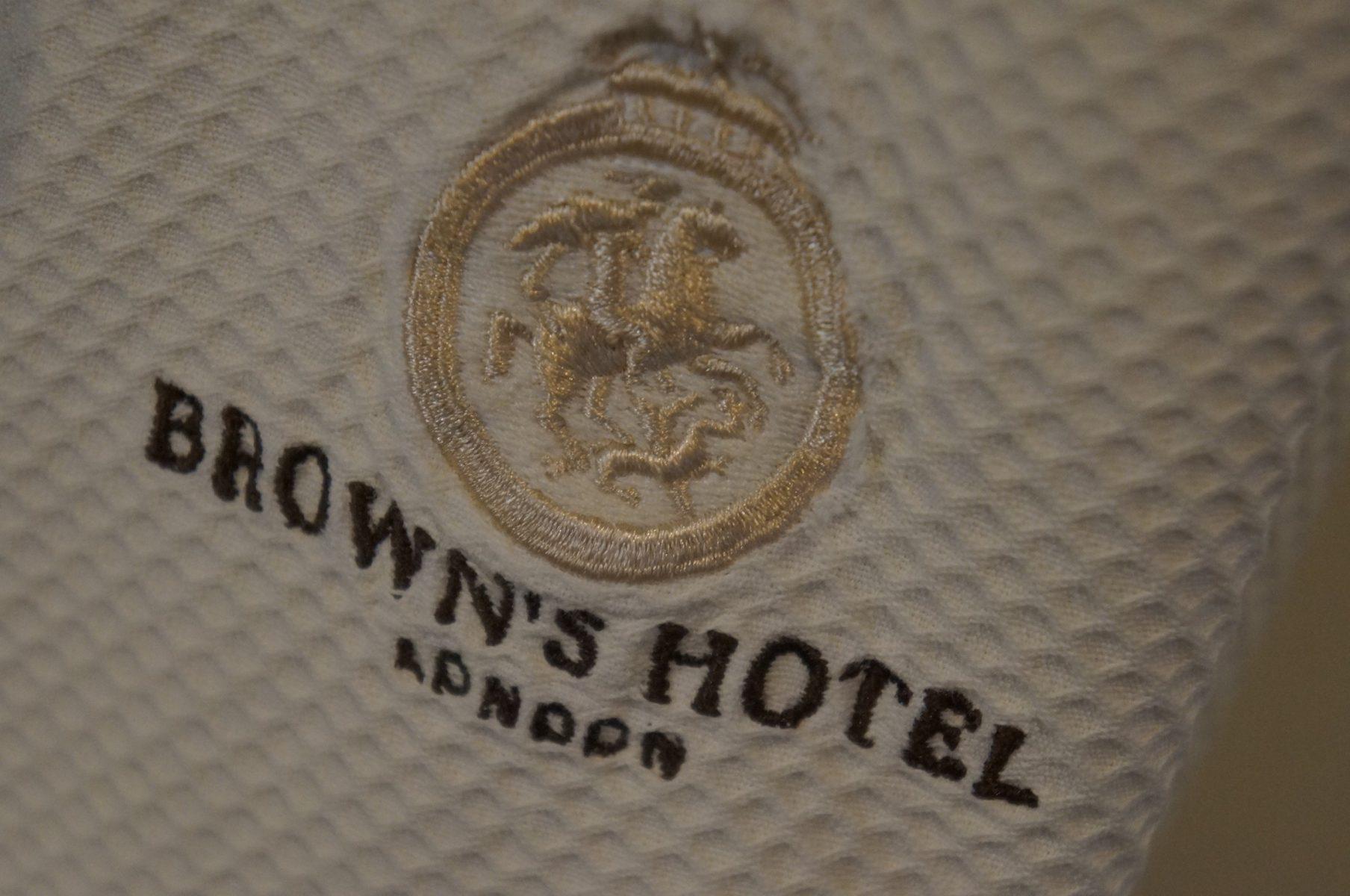 Detalhes do Hotel Brown's