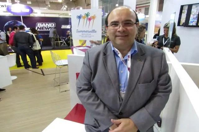 Sérgio Paraíso, gerente de Marketing e Vendas da Pontes Hotéis & Resorts