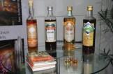 O estande de Paraty - RJ, apresentou bebidas típicas do município. (Crédito: Ana Azevedo)