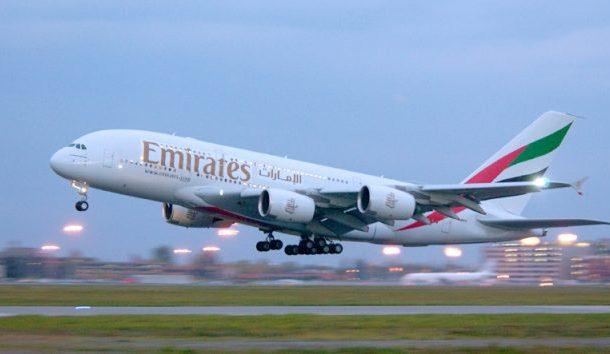 Emirates bate novo recorde com mais de 1 milhão de conexões wi-fi a bordo