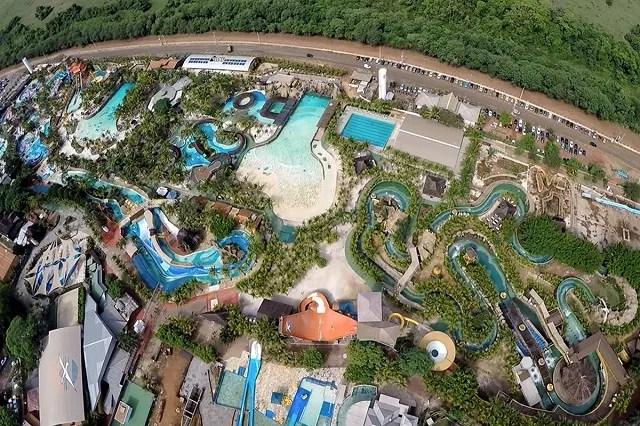 Thermas dos Laranjais se torna o 3º parque aquático mais visitado do mundo