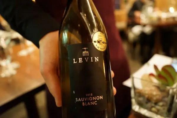 O Le Vin é um dos rótulos servidos no The Capital