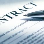 O mundo dos contratos