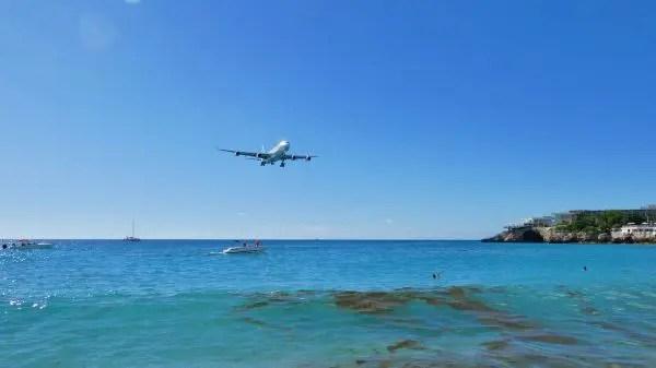Copa Airlines retoma suas operações para a Ilha de St.Maarten (Caribe)