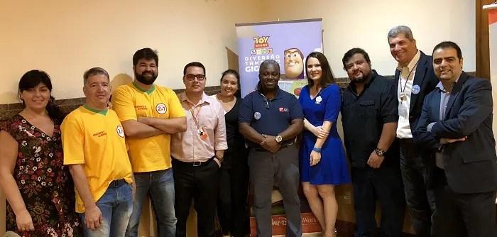 OFB Operadora e North America Destination realizam evento de capacitação em Salvador