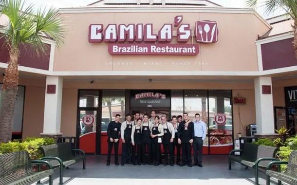 Camila´s Restaurant, em Orlando, apresenta sua Arena para a Copa do Mundo