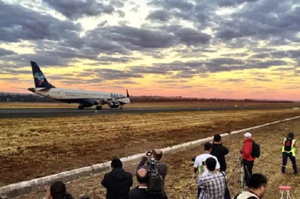 Aeroporto Internacional de Brasília recebe 4ª edição do Spotter Day
