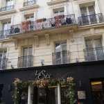 Experiências no Le Six, em Paris