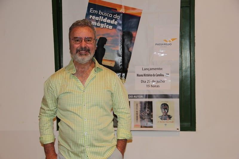 Passaredo Linhas Aéreas apoia palestra e lançamento de livro de Paulo Atzingen