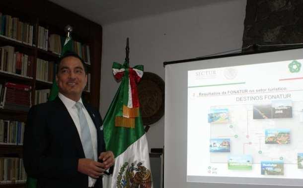 México apresenta modelo de desenvolvimento do Turismo, o Fonatur