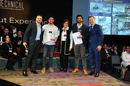 AccorHotels apresenta vencedores do Prêmio Design & Technical Summit 2018