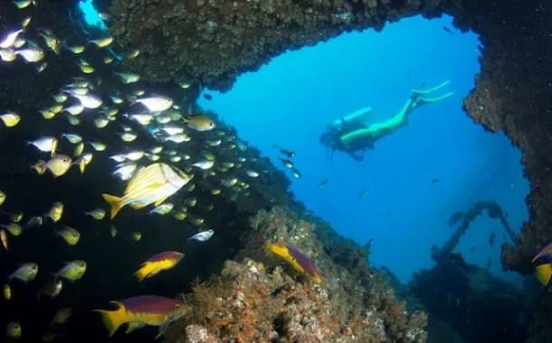 Setur investe no Turismo de Mergulho na Baía de Todos-os-Santos