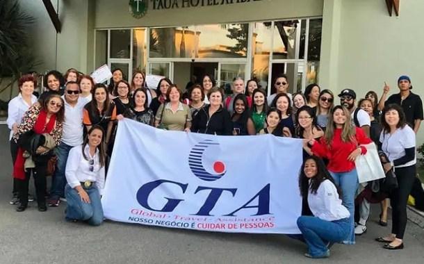 GTA capacita mais de 100 agentes e reforça a importância do seguro viagem no turismo
